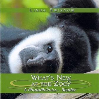 What's new at the Zoo? Book cover